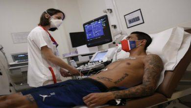 "Photo of باريس سان جيرمان.. فحوصات ""كورونا"" تكشف إصابة ثلاثة لاعبين"
