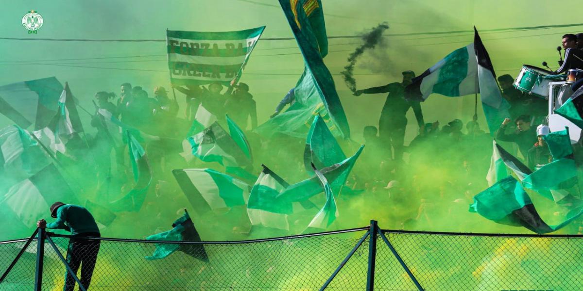 صورة اتحاد الجمعيات المناصرة للرجاء يصدر بيانا استنكاريا حول وضعية البطولة