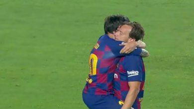صورة راكيتيتش ينقذ برشلونة ويقوده للانتصار على أتليتيك بيلباو- فيديو