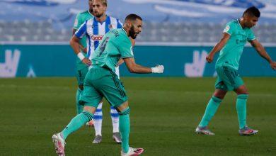 صورة سوسيداد ينتقد حكم مباراته أمام ريال مدريد