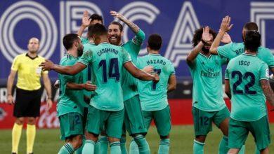 صورة متاعب ريال مدريد تزداد قبل مباراة أتلانتا في دوري الأبطال