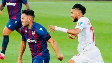 Photo of التعادل الإيجابي يحسم مباراة ليفانتي وإشبيلية