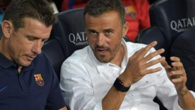 صورة مدرب برشلونة الأسبق يكشف عن إصابته بمرض خطير