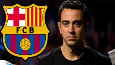 صورة تشافي يعلق على خبر مفاوضاته مع برشلونة