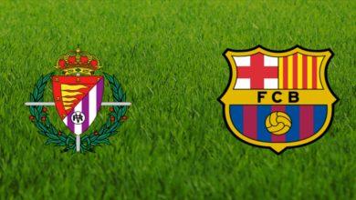 صورة ملخص مباراة برشلونة وبلد الوليد