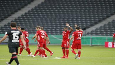 صورة بايرن ميونخ يقسو على تشيلسي ويتأهل لربع نهائي دوري الأبطال