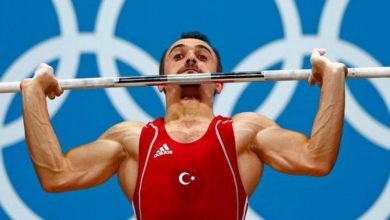 صورة اللجنة الأولمبية الدولية تلغي نتائج الرباع التركي بيناي في أولمبياد 2012