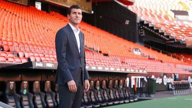 صورة فالنسيا الإسباني يتعاقد مع مدرب جديد