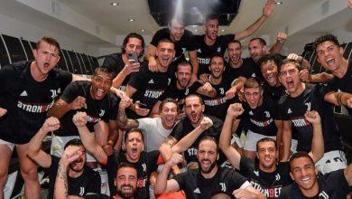 Photo of رسميا.. يوفنتوس بطلا للدوري الإيطالي للمرة التاسعة على التوالي
