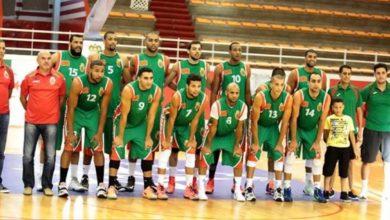 صورة اختيار لاعب مغربي ضمن أفضل 10 لاعبين في إفريقيا في كرة السلة