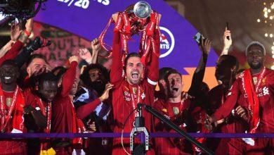 صورة نجم ليفربول يتوج بجائزة أحسن لاعب في البريمرليغ