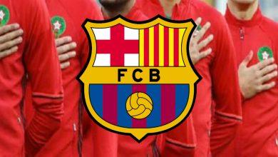 "Photo of كلويفرت وصفه بـ""ميسي الجديد"".. برشلونة يجدد عقد نجمه المغربي"