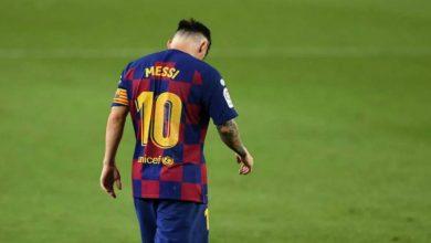 Photo of مفاجأة.. ميسي يُقرر الرحيل عن برشلونة صيف 2021