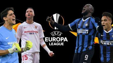 صورة ملخص نهائي الدوري الأوروبي بين إشبيلية وإنتر