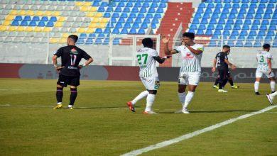صورة الدفاع الجديدي ينتصر بثنائية على المغرب التطواني
