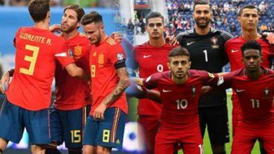 صورة إسبانيا تواجه البرتغال وديا في أكتوبر المقبل