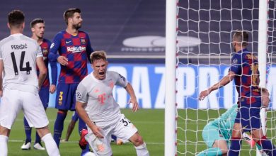 Photo of بايرن يكتسح برشلونة بثمانية أهداف ويعبر لنصف نهائي دوري الأبطال- فيديو