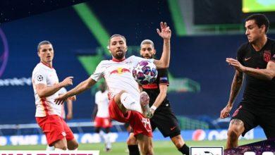 صورة لايبزيغ الألماني ينتصر على أتليتيكو مدريد ويتأهل لنصف نهائي دوري الأبطال