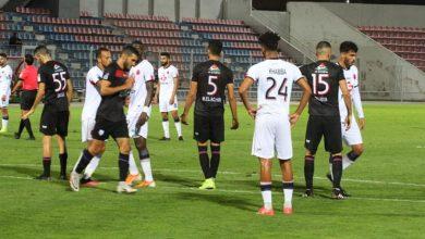 صورة التعادل السلبي يحسم مباراة أولمبيك أسفي والمغرب التطواني