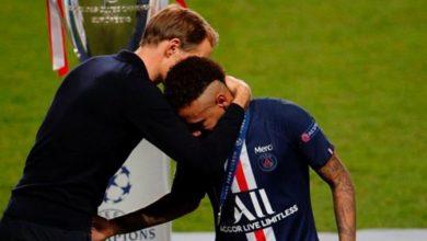 صورة رابطة الدوري الفرنسي توقف نيمار وتحقق مع دي ماريا بعد شغب مباراة مارسيليا