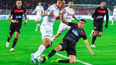 صورة الإبقاء على مباراة المغرب التطواني والرجاء في موعدها