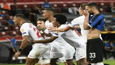 صورة إشبيلية ينتصر على إنتر ويُحقق لقب الدوري الأوروبي للمرة السادسة في تاريخه- فيديو