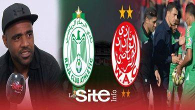 """صورة محمد أرمومن: """"الديربي مباراة يصعب التكهن بنتيجتها""""- فيديو"""