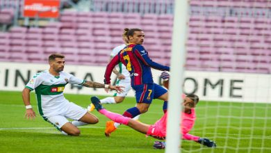 Photo of برشلونة ينتصر بهدف دون رد على إلتشي في كأس خوان غامبر