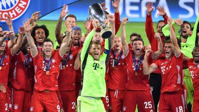 صورة بايرن ميونيخ يحقق رقما قياسيا بعد فوزه بالسوبر الأوروبي