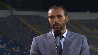 """صورة شهاب: """"أهنئ اللاعبين على جهودهم.. وهدفنا حصد النقاط والمنافسة بقوة على البطولة"""""""