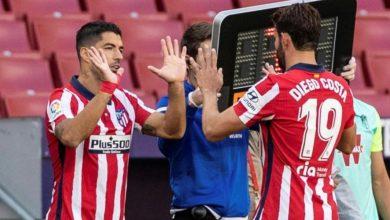 """صورة كوستا بعد انضمام سواريز إلى أتليتكو: """"أنا سأقاتل وهو سيعض"""""""