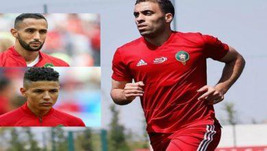 صورة أزمة حمد الله مع المنتخب الوطني تنتهي بخصام بين حاريت وبنعطية