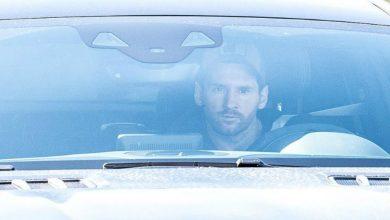 صورة بعد عدوله عن قرار الرحيل.. ميسي يلتحق بتدريبات برشلونة قبل ساعة ونصف من انطلاقها