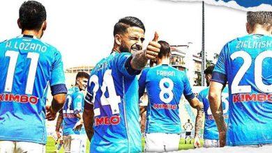 صورة نابولي يستهل مشواره في الدوري الإيطالي بفوز على بارما