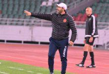 صورة مصطفى أوشريف روح الفريق وراء الفوز على الفتح الرباطي