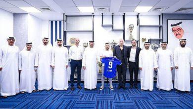 صورة النصر الإماراتي أول فريق عربي يتعاقد مع لاعب من الكيان الصهيوني