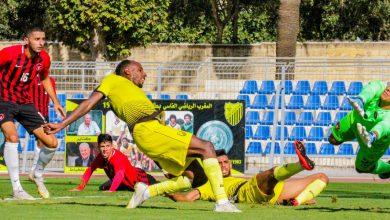 صورة البطولة الإحترافية 2: المغرب الفاسي ينتصر على شباب المحمدية وأولمبيك الدشيرة يواصل المطاردة