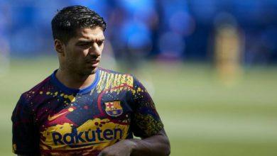 صورة سواريز يفسخ عقده مع برشلونة ويحدد وجهته المقبلة