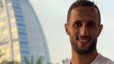 صورة لاعبون مغاربة يدعمون أبرهون في محنته الصحية -فيديو