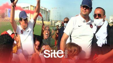 """صورة أيت منا: """" حققنا واحدا من الأهداف ونسعى لإعادة الشباب للواجهة"""" -فيديو"""