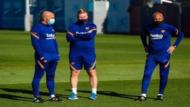 صورة قائمة برشلونة الخاصة بلقاء دينامو كييف تشهد عودة نجم الفريق