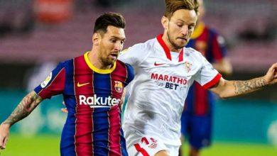 صورة راكيتيتش يفصح عن طلب خاص من لاعبي برشلونة قبل لقاء أتليتكو