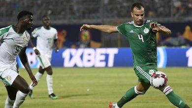 صورة مدافع المنتخب الجزائري في طريقه لناد فرنسي كبير