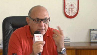 صورة رئيس حسنية أكادير يكشف عن هوية المدرب الجديد للفريق
