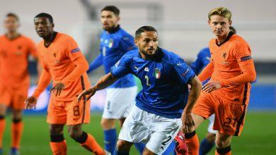 صورة دوري أمم أوروبا.. قمة إيطاليا وهولندا تنتهي بالتعادل وفرنسا ينتصر خارج الديار على كرواتيا