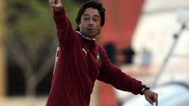صورة الجامعة تعفي البرتغالي أروزو من تدريب المنتخب الوطني لأقل من 20 سنة