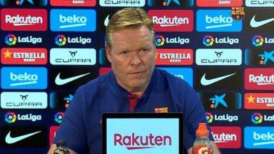 صورة كومان مهدد بالإيقاف لـ12 مباراة في الدوري الإسباني