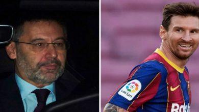 صورة بالرغم من استقالة بارتوميو.. الغموض يلف بقاء ميسي في برشلونة
