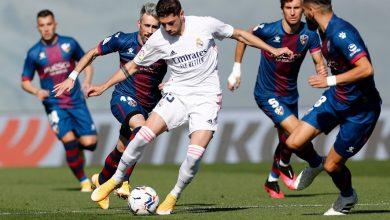 صورة ريال مدريد يتفوق على هويسكا برباعية -فيديو