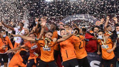 صورة الاتحاد الدولي لكرة القدم يهنئ نهضة بركان بعد تحقيق الكونفدرالية